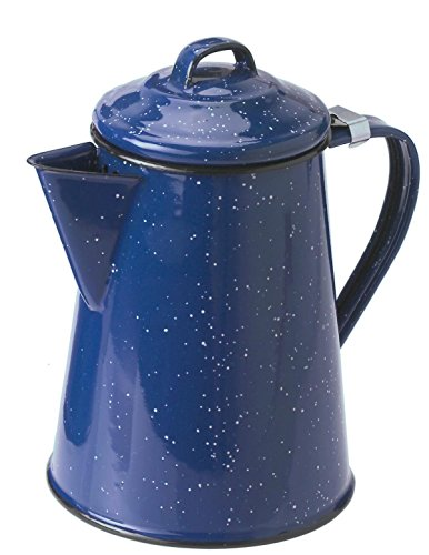 - GSI Outdoors 8 Cup Coffee Pot, Blue