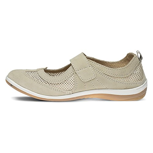 Lente Stap Dames Outrun Mary Janes Beige
