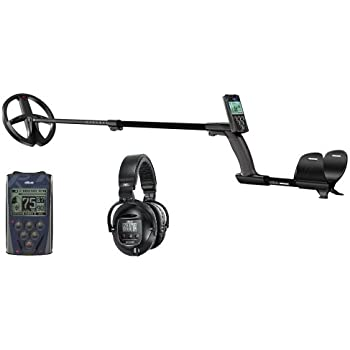XP DEUS Metal Detector + Wireless WS5 Full Headphones + Controller and 11 inch Coil