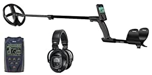 XP DEUS Metal Detector + Wireless WS5 Full Headphones + Controller and 11 inch Coil