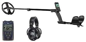 XP Deus Metal Detector with WS5 Full Sized Wireless Headphones