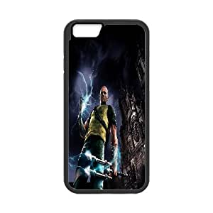 infamous 2 iPhone 6 4.7 Inch Cell Phone Case Black xlb2-203021