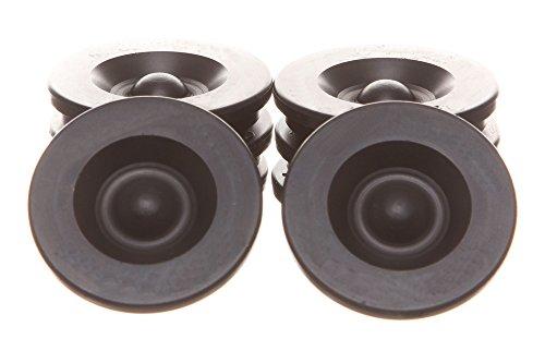 Trailer Cap - Dexter AL-KO Tiedown Eng Replacement EZ Lube Axle Grease Plugs Hub Dust Cap (8 Pack)
