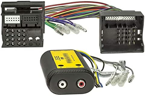 Tomzz Audio 5800 142 High Low Converter 2 Kanal Elektronik