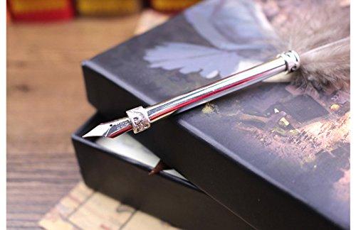 Ecvision Antique Dip Feather Pen Set Calligraphy Pen Set