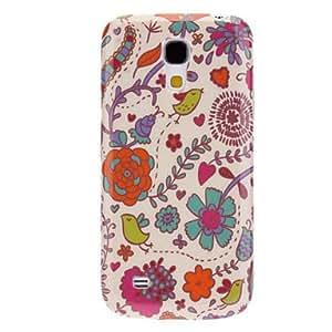 HOR Flor patrón caso duro durable encantador para Samsung Galaxy S4 Mini I9190