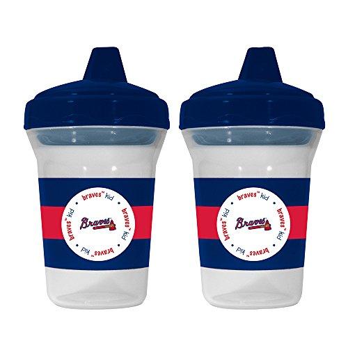 Baby Fanatic Sippy Cup - Atlanta Braves