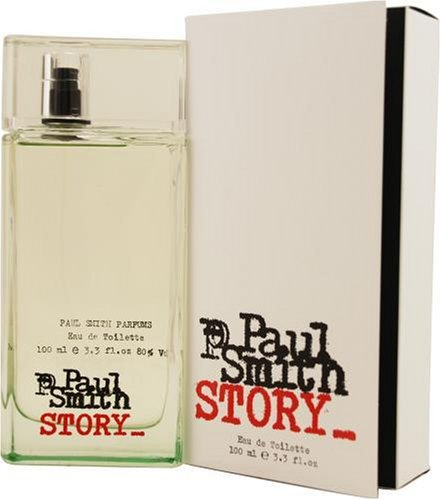 Paul Smith Story By Paul Smith For Men, Eau De Toilette Spray, 3.3-Ounce Bottle