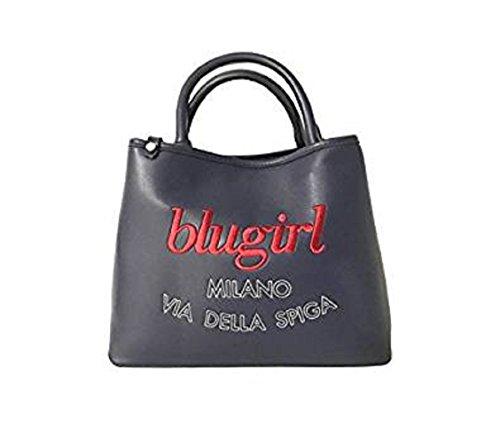 blu 33x16x29 Borsa Colore Art Con Misura Blugirl 129105a Tracolla T7YZ6w