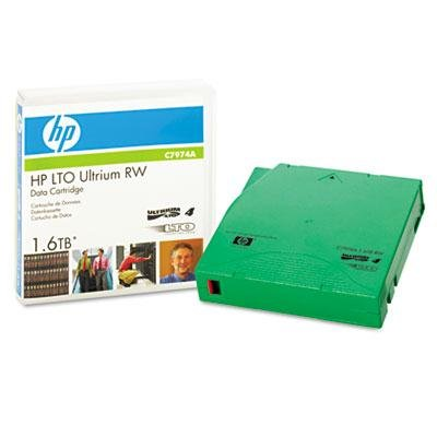 Hp - 1/2'' Ultrium Lto-4 Cartridge 2600Ft 800Gb Native/1.6Tb Compressed Capacity ''Product Category: Storage Media/Data Tapes'' by Original Equipment Manufacture