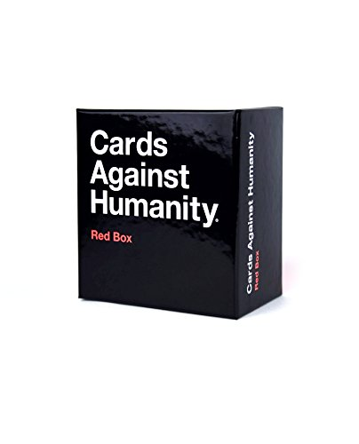 Cards Against Humanity: Red Box (Cards Against Humanity 12 Days Of Holiday Bullshit)