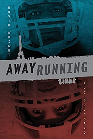 book cover of Away Running