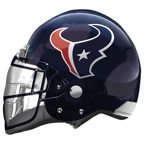 Anagram 26287 NFL Houston Texans Football Helmet Foil Balloon, 21