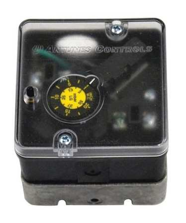 Manual Gas Reset Switch