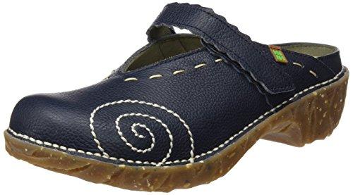 Inyectados Y Vulcanizados S.A Damen Ng96 Soft Grain Yggdrasil Clogs Blau (Ocean)