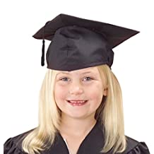 US Toy - Kids Black School Preschool Graduation Cap