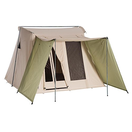 Springbar Portico Awning Kit | Zip-On Tent Vestibule and Shade Awnings Tents ()