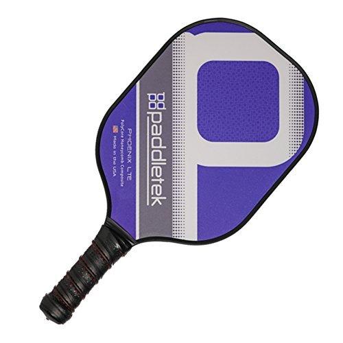 Paddletek Phoenix LTE Pickleball Paddle (Blue)