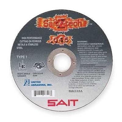 Cutoff Whl, Z-tech, 4-1/2Inchx.045x7/8Inch