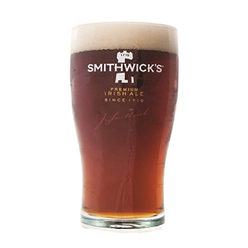 Smithwick's Irish Red Ale History of Smithwicks Pint Glass