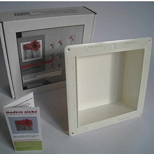 Modern Niche, Recessed In Wall Display (for