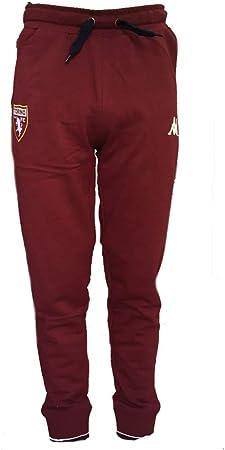 Torino F.C. Pantalones de chándal Oficial del FC para niño Kappa ...