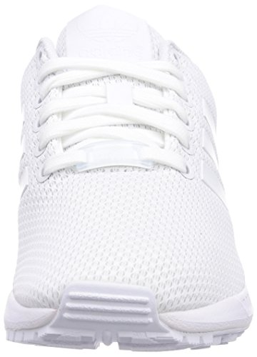Men's Trainers White White Trainers adidas adidas Flux Men's White adidas Men's Flux Flux Trainers wBqwP4