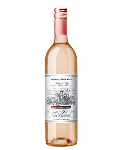 Blutul Alcohol Free Muscat Rose Wine (Muscat Dessert Wine)