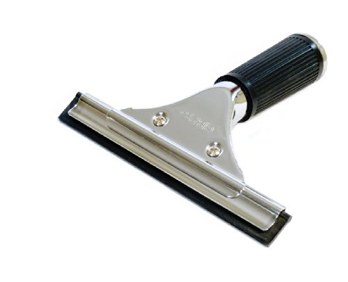 GBPro Window (Squeegee) Stainless Steel Wiper with blade 15cm (6')