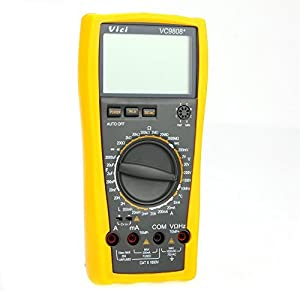 DMM Digital Multimeter LCR Meter Inductance Frequency Capacitance Test