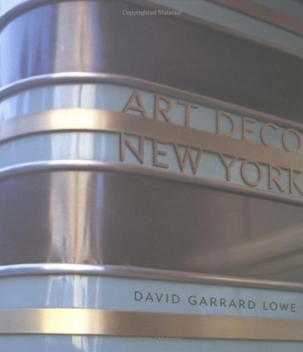 Art Deco New York ()