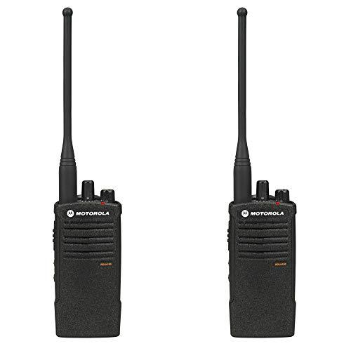 Motorola RDU4100 RDX Business 2-Way UHF Professional Two Way Radio (2-Pack)