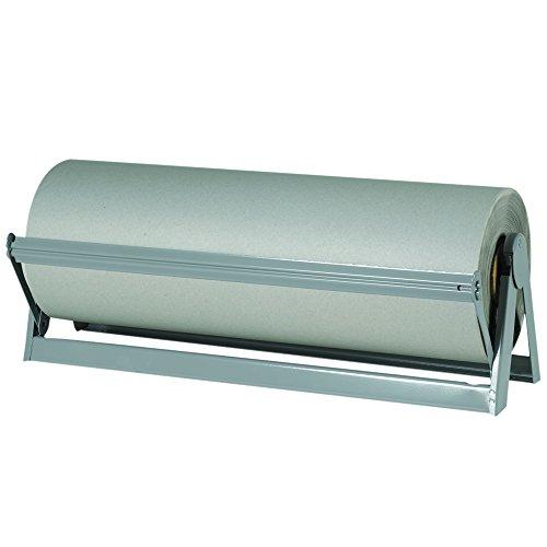 Tape Logic TLKPB2450 Bogus Kraft Paper Roll, 50#, 24″ x 720′, Gray