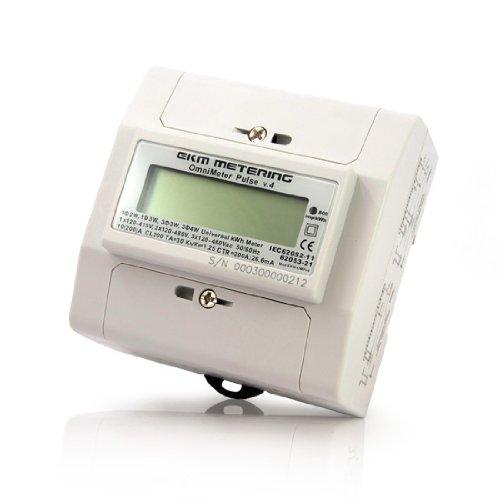 Universal Electric kWh Meter - EKM Omnimeter Pulse v.4