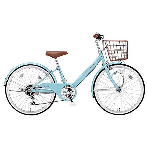 ミヤタ(MIYATA) 子供自転車 VサインJR CRVJ246A9 ヘイジーブルー ヘイジ―ブルー   B07P1QQGJS