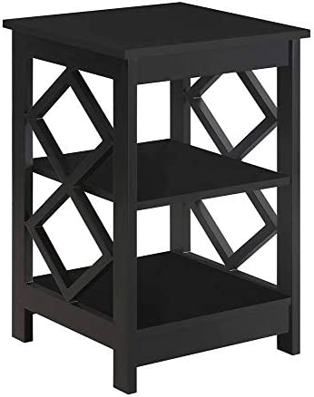 Convenience Concepts Diamond End Table