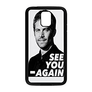 DDOUGS I Fast and Furious 7 Personalised Cell Phone Case for SamSung Galaxy S5 I9600, Dropship I Fast and Furious 7 Case