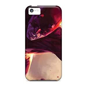 Iphone 5c Hln6611iPOQ Allow Personal Design Attractive Daredevil I4 Series Shock-Absorbing Hard Phone Covers -TimeaJoyce