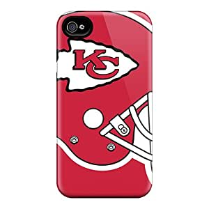 Excellent Hard Phone Covers For Iphone 6plus (TgM7638YxrM) Support Personal Customs Nice Kansas City Chiefs Image