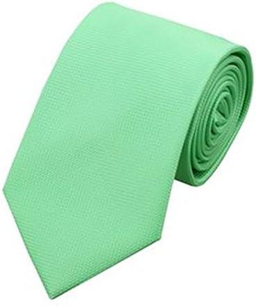 Jason&Vogue - Corbata - Cuadrados - para hombre verde verde menta ...