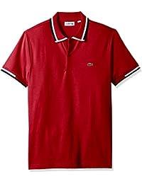 Short Sleeve Semi Fancy Jersey Polo-Regular Fit
