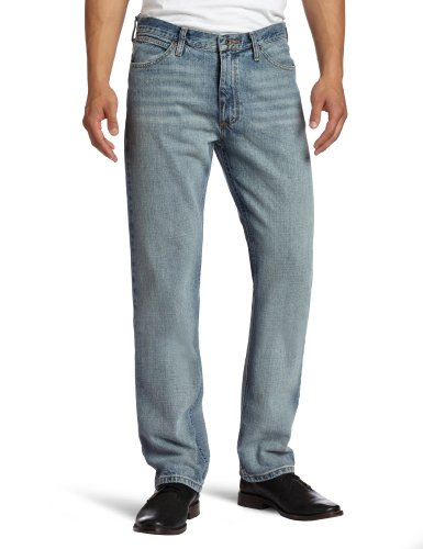 Nautica Jeans Men's Straight Light Cross Hatch Jean, Rocky P