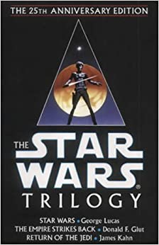 Book The Star Wars Trilogy 25Th Anniversary Ed: Star Wars, Empire Strikes Back, Return of the Jedi by George Lucas (2002-11-07)