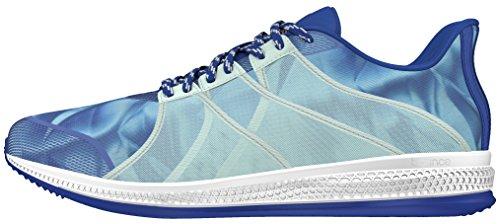 Adidas Gymbreaker Bounce, Zapatillas de Deporte Exterior para Mujer Multicolor (Tinuni / Vervap / Ftwbla)