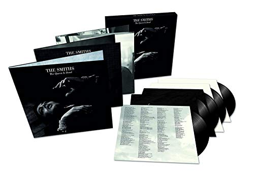 Price comparison product image SMITHS,  THE - THE QUEEN IS DEAD (5LP BOX SET) (LP)