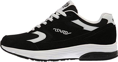 Low Schwarz Paperplanes Schwarz Sneaker Größe Damen Weiß Tops SN714 43 5 7qwwSFngxa