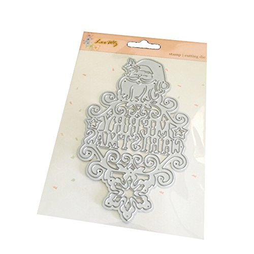 Cutting Dies For Christmas Halloween Paper Decor Stencil DIY Handcrafts