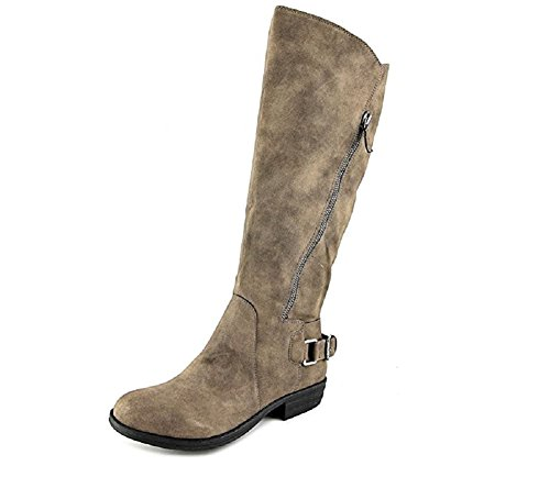 Asher Calf American Wide 5M Rag Boots Shaft Grey Tall 7pT5XTq