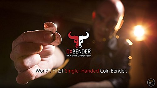 OX Bender Gimmick and Online Instructions by Menny Lendenfeld