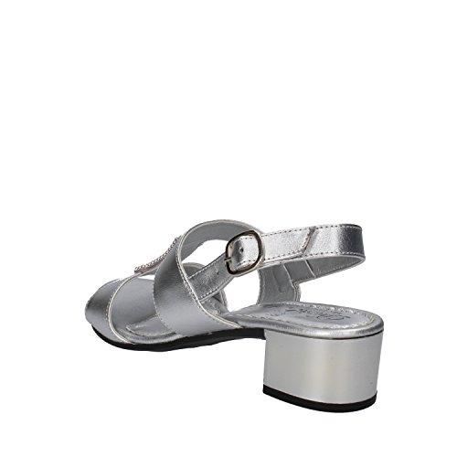 David Toys - Sandalias de vestir para mujer plateado